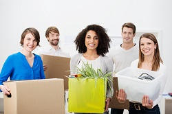 Office Moving Companies in Merton